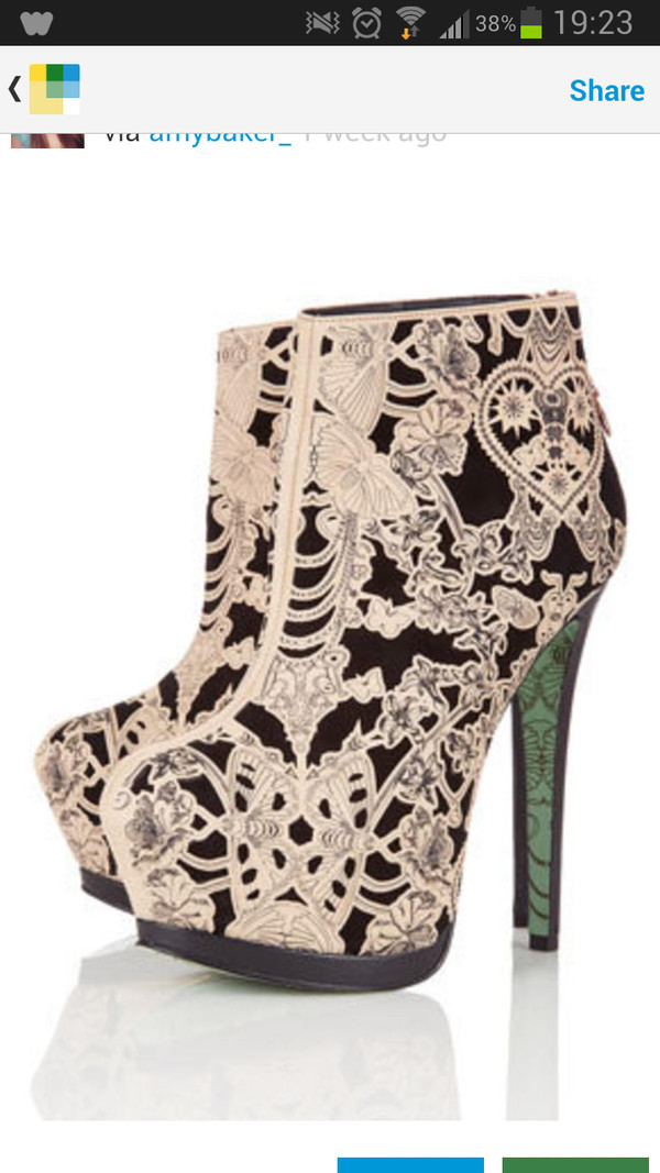 shoes high heels booties lace shoes beautiful shoes lovely