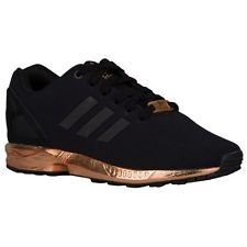 adidas zx flux with rose gold