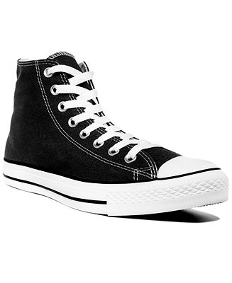 Converse Shoes, Chuck Taylor All Star Hi Top Sneakers from Finish Line - Shoes - Men - Macy's