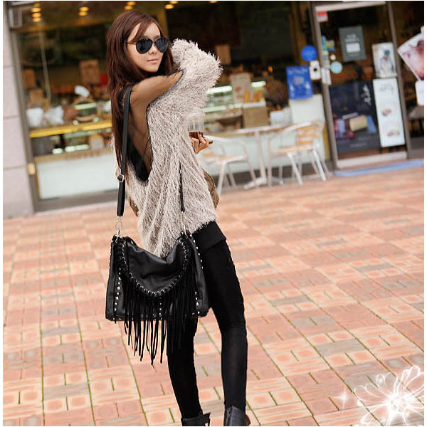 Sexy Womens Sheer Mesh Back Tops See Through Long Sleeve Blouse Casual Pullover | eBay