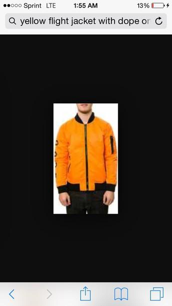 jacket orange jacket