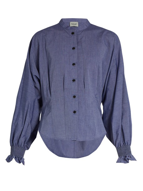 Rachel Comey top blue
