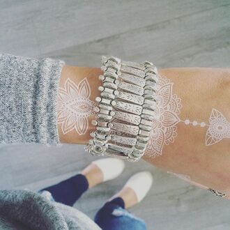 jewels cherry diva bracelets silver silver jewelry