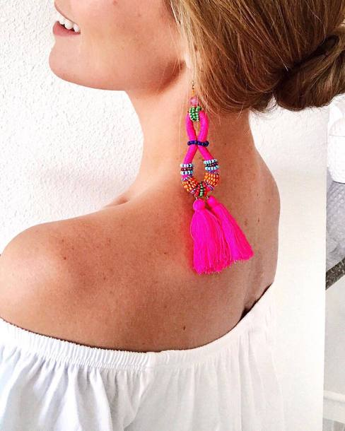 jewels tumblr earrings accent earrings accessories Accessory tassel