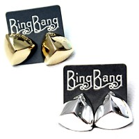 Bing bang vivienne stud earrings