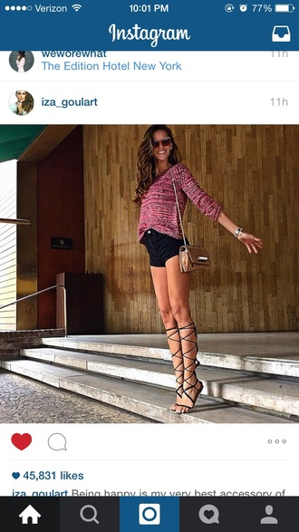shoes alessandra ambrosio strappy shoes izabel goulart strappy sandals