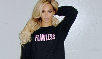 sweater beyonce flawless