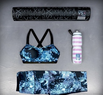 leggings victoria's secret sportswear tights yoga pink by victorias secret sports bra sports pants yoga tights