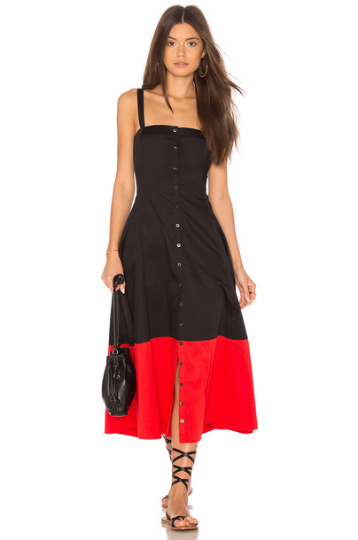 Mara Hoffman dress black