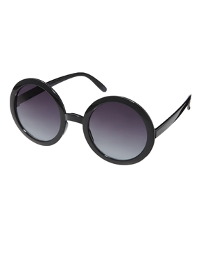 ASOS | ASOS Round Sunglasses at ASOS
