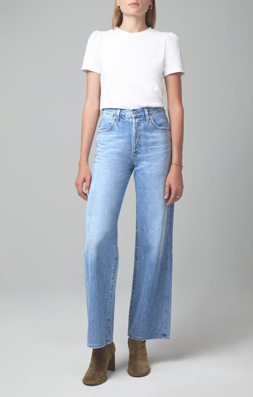 Flavie Trouser Jean in Tularosa