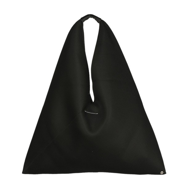Mm6 Maison Margiela mesh bag tote bag black