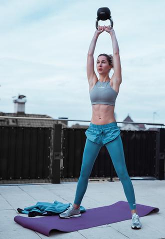 lindarella blogger tights underwear sportswear sports bra leggings sneakers