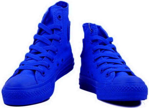 converse blue. shoes high top converse dark blue royal chucks a