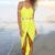 Moss Slouch Dress | SABO SKIRT
