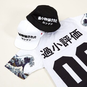 shirt chinese japanese hokusai waves t-shirt 00 unisex hokusai urban menswear