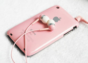 ipod case,phone cover,pink,girly,ipod,apple iphone,iphone cover