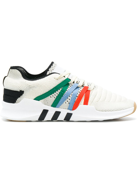 Adidas women sneakers nude cotton shoes