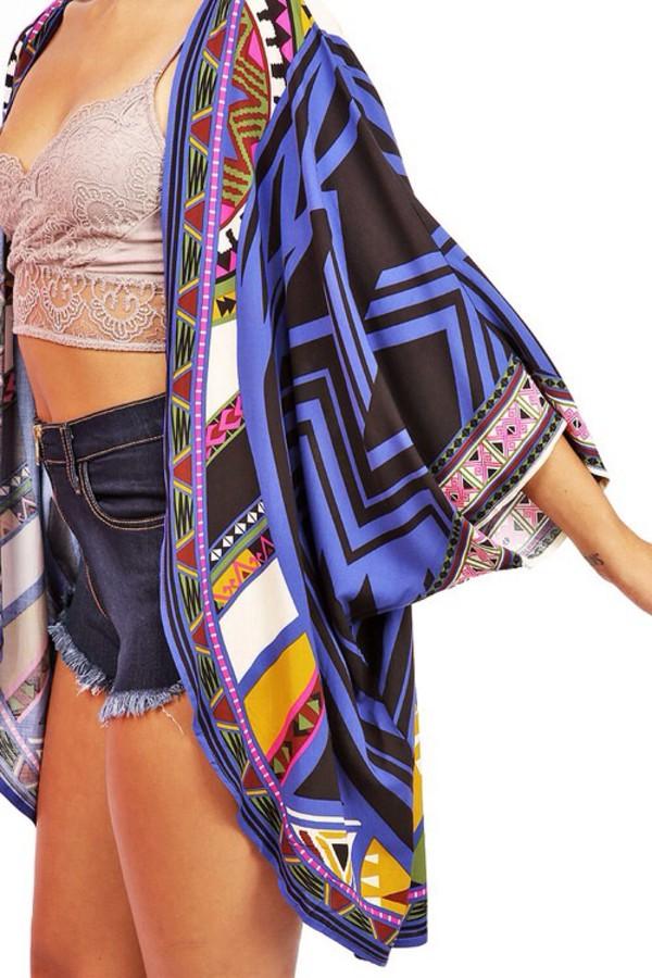 cardigan kimono top