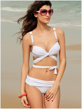 Aliexpress.com : Buy 2014 Hot Sexy wholesale Fashion Vintage Swimwear & Swimsuits Push Up Bikini Sets For Woman Beach Fun High Quality Bathing Suits from Reliable set compare suppliers on Dora Sweet Shop