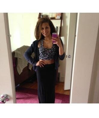 Tight Black Maxi Skirt - Shop for Tight Black Maxi Skirt on Wheretoget