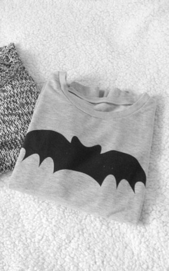 pullover batman sweater