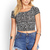 Tribal Print Crop Top | FOREVER21 - 2000068066