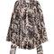 H&m patterned chiffon blouse $49.99