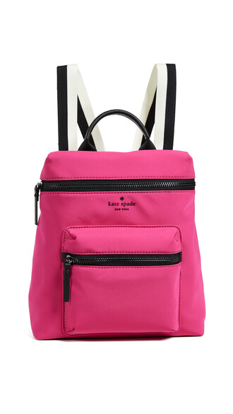 backpack pink bag