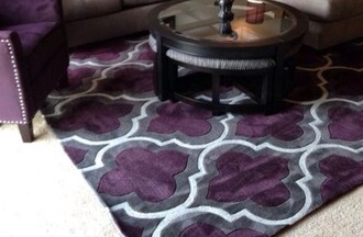 home accessory purple home decor rug carpet pattern