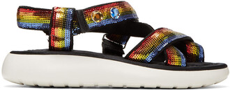 sandals multicolor shoes