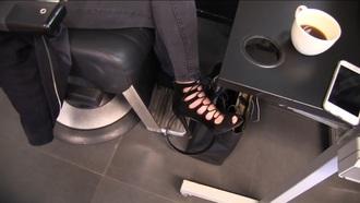 shoes laces heels black heels high heels black strappy heels strappy strappy black heels pumps laces heels