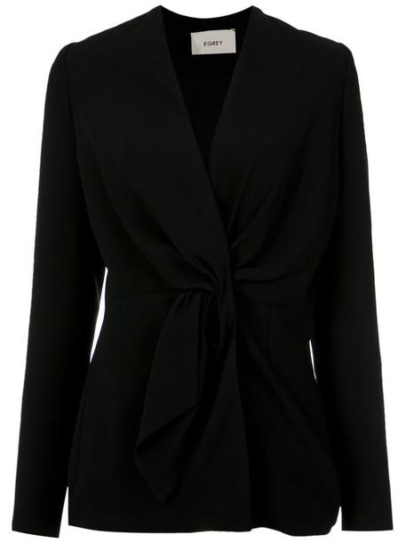 EGREY blazer women origami jacket