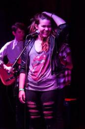 t-shirt,rebel,madison de la garza,demi lovato,neon lights tour