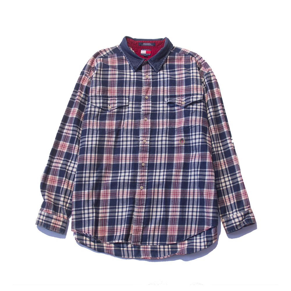 Tommy plaid