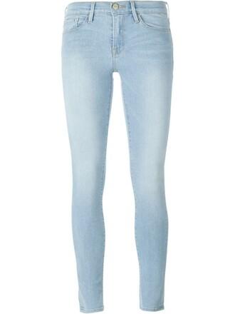 jeans skinny jeans light blue
