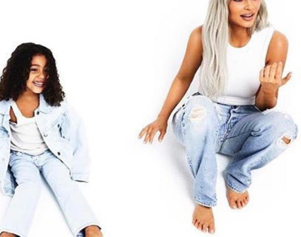 jeans kim kardashian