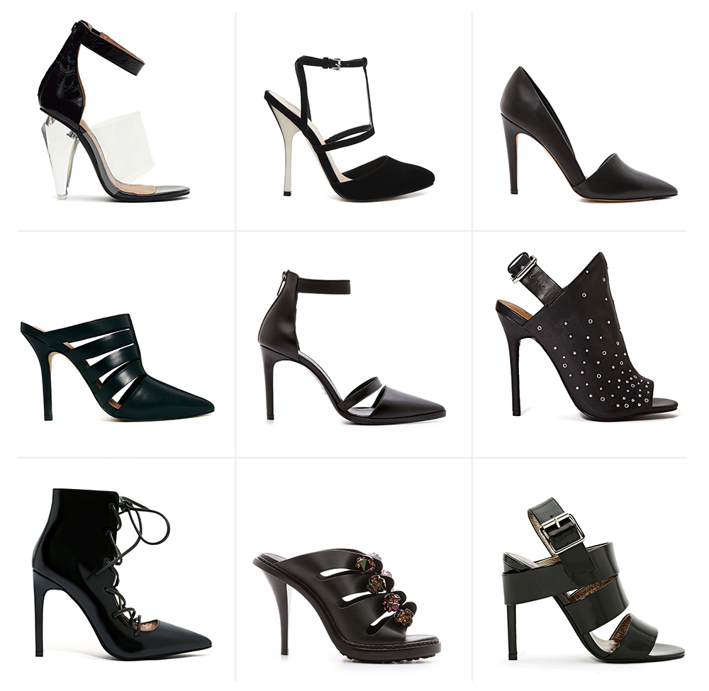 PARTY HEELS   Just Another Fashion Blog