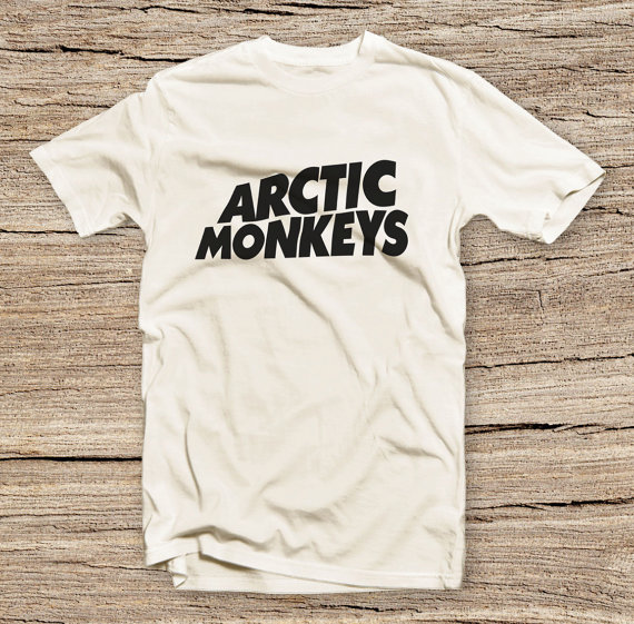 Pts190 arctic monkeys shirts rock shirts arctic by uncletomshut