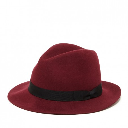 basic wool fedora
