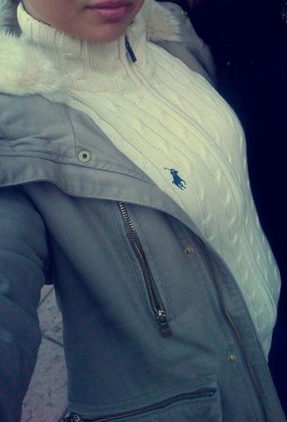 jacket hiver green jacket