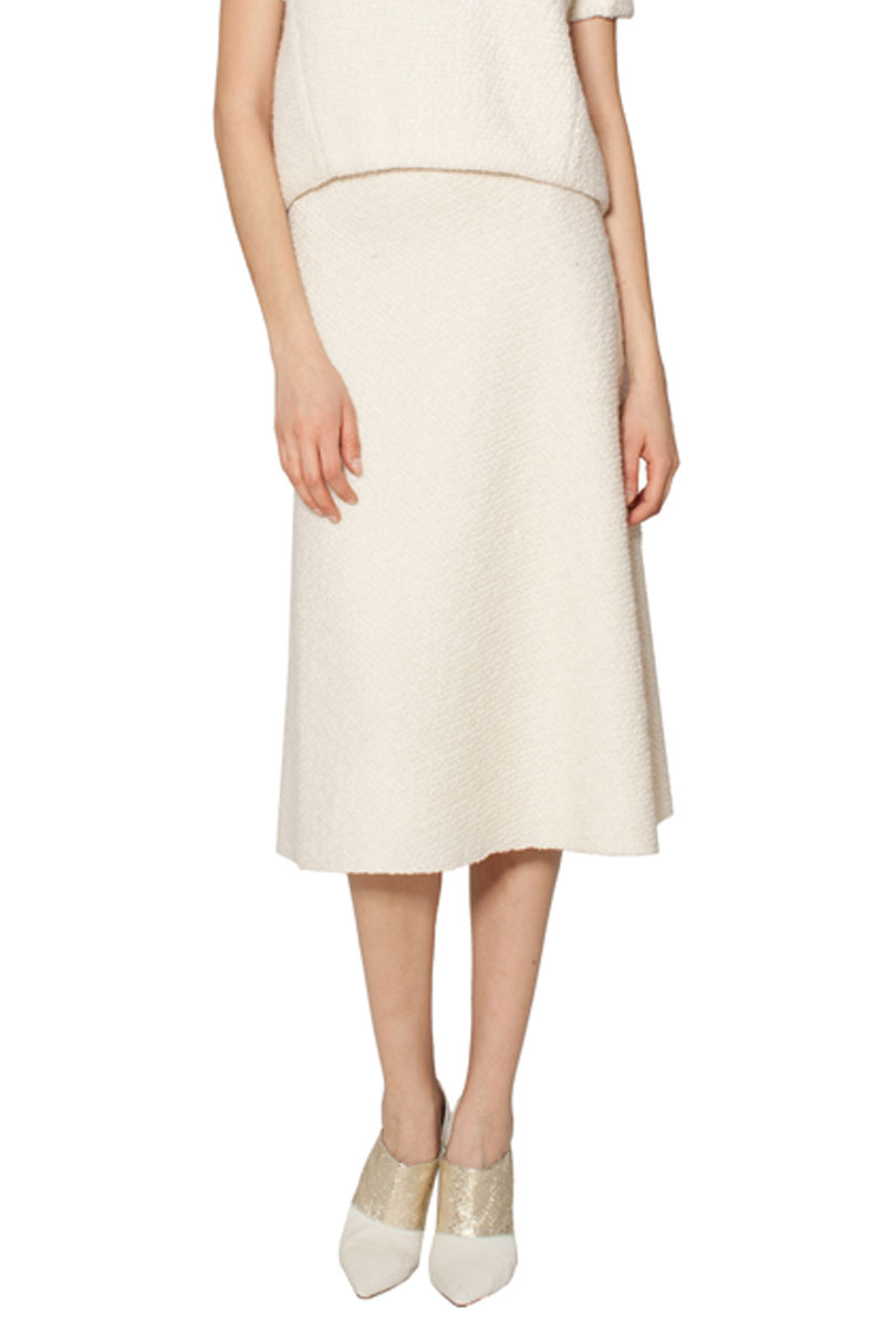 amelia midi skirt in buy raoul at couturecandy