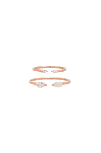 ring gold metallic copper jewels