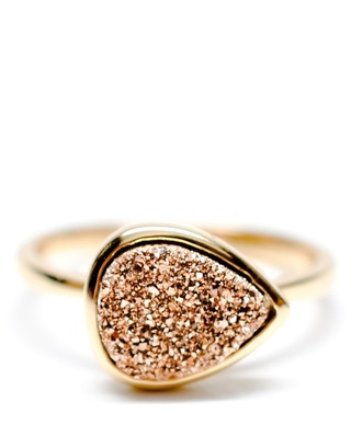 jewels rosegold gold ring engagement ring