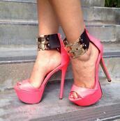 shoes,vintage,vogue,sneakers,jewelry,high heels,heels,cute,pink,black,summer,party