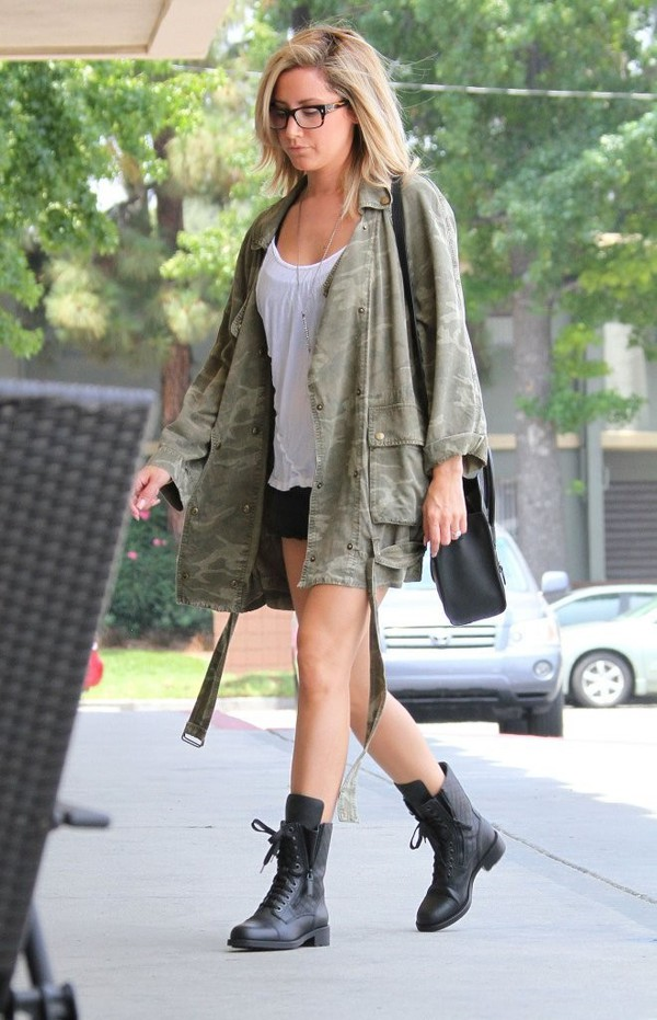 jacket ashley tisdale shoes