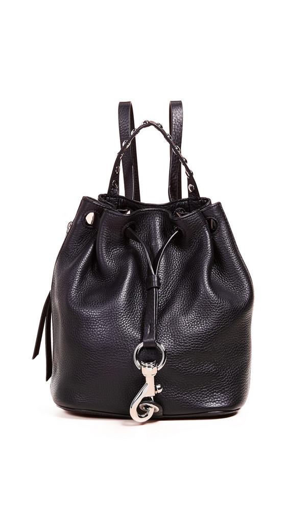 Rebecca Minkoff Blythe Small Backpack in black