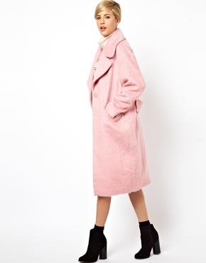 ASOS | ASOS Vintage Cocoon Coat at ASOS
