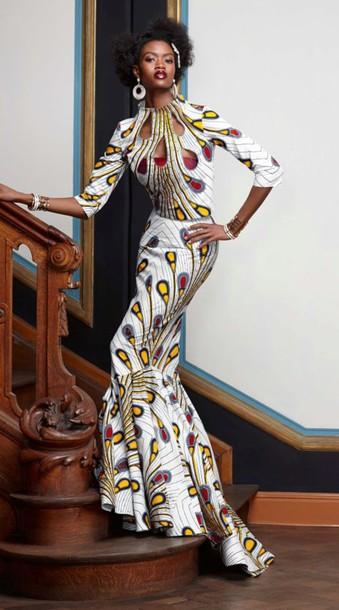 dress fishtail