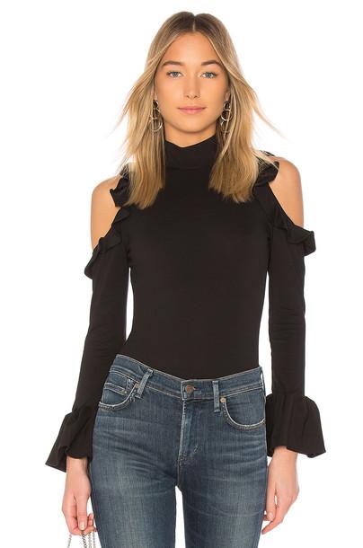 Cinq a Sept bodysuit black underwear